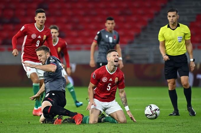 Vége a dalnak: Magyarország–Albánia 0-1