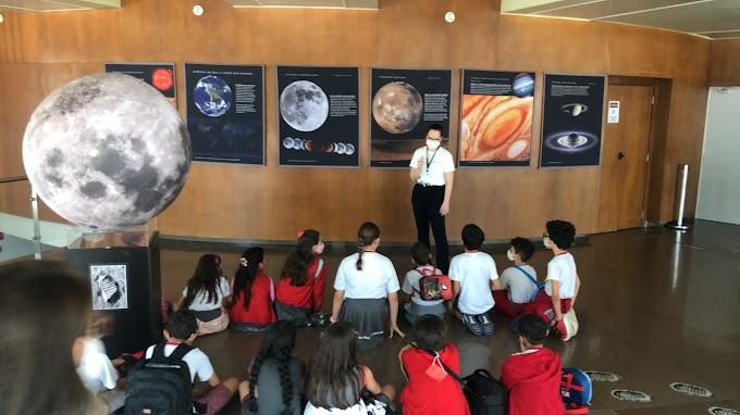 Programação do dia das crianças Planetário