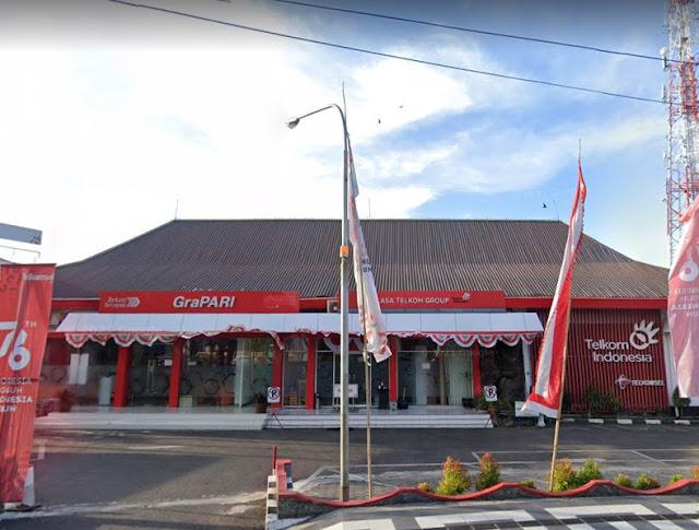 Daftar Alamat GraPARI Telkomsel di Kabupaten Banyuwangi Lengkap dengan Rute Google Map