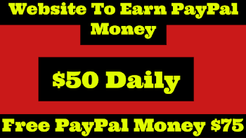 websites to earn paypal money