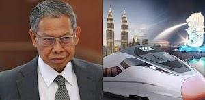 Beda dengan Jokowi, Malaysia Pilih Batalkan Proyek Kereta Cepat meski Merugi
