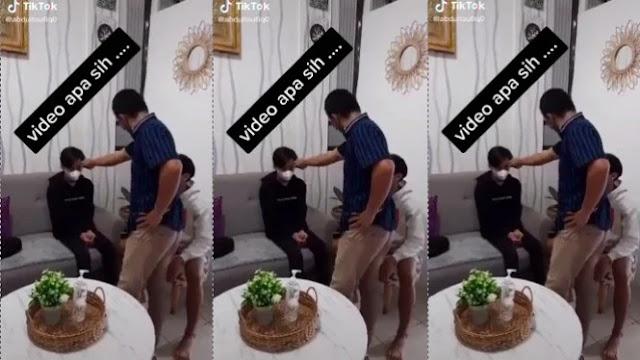 Viral Video Mes*m 41 Detik, Si Bapak Ancam Penyebar!