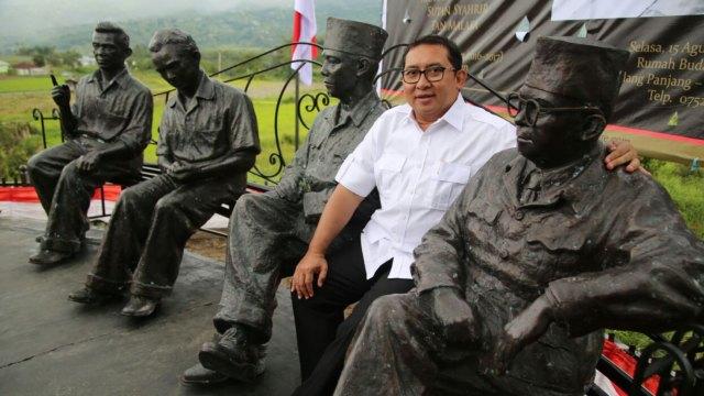 Fadli Zon Ingatkan soal Pembangunan Patung Soekarno: Jangan Kultus Individu