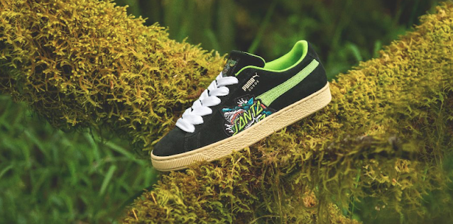 'PUMA x SANTA CRUZ' JOIN FORCES TO CREATE GRAPHIC DRIVEN COLLECTION