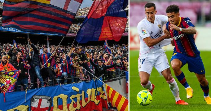 Catalan government announce El Clasico to be played with 100% crowd