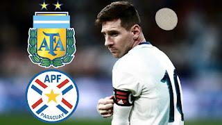 موعد مباراة الارجنتين وباراجواي اليوم 08-10-2021 في تصفيات كاس العالم
