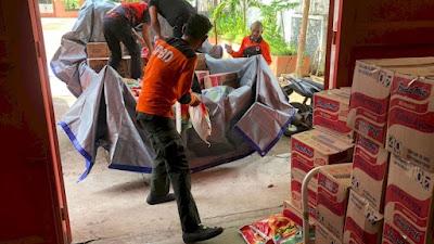 5 Desa di Sibulue Terdampak Puting Beliung, Gubernur Sulsel Minta Logistik Segera Dikirim