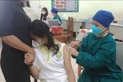 Polsek Medan Baru Gencarkan Vaksinasi Tahap II Bagi Kalangan Pelajar