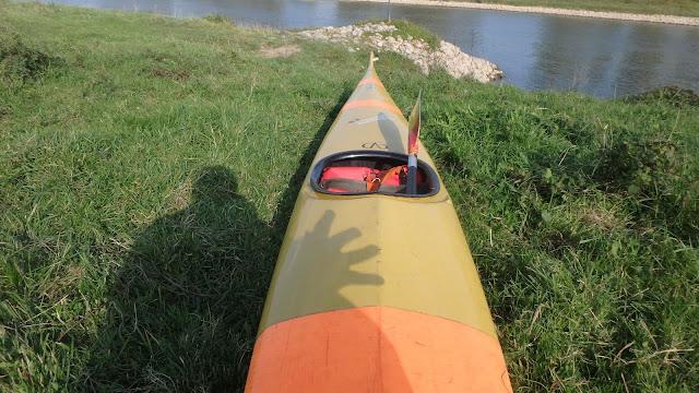 Camera paddle video