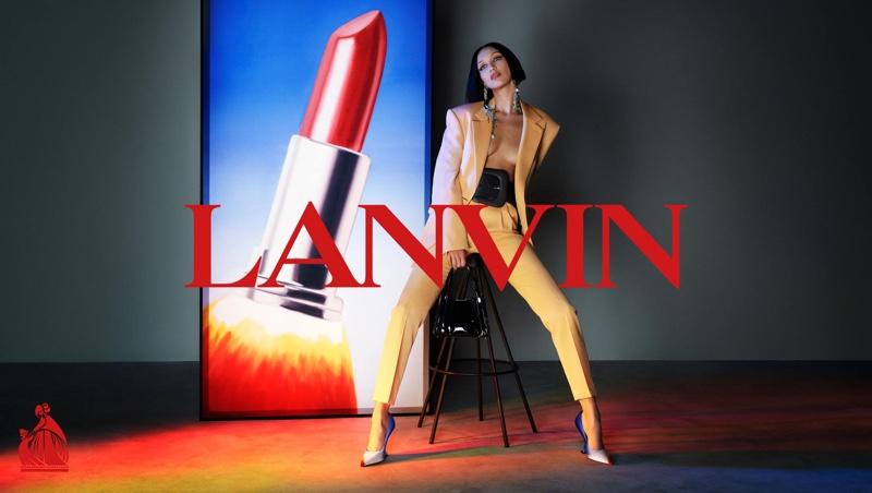 Lanvin launches fall-winter 2021 campaign