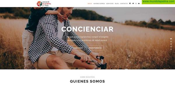 Salud Mental La Palma estrena nueva web