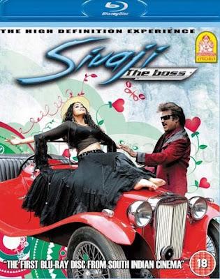 Sivaji The Boss (2007) Dual Audio [Hindi – Tamil] 720p UNCUT BluRay ESub x265 HEVC 1Gb