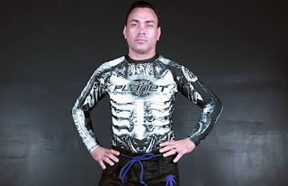 Martial arts instructor, podcaster, stand-up comedian, and musician, Eddie Bravo