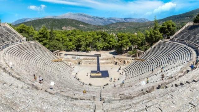 Τεράστια αύξηση επισκεπτών τον Ιούνιο του 2021 σε Επίδαυρο και Μυκήνες