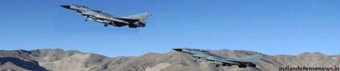 LAC: China Air Force In Three Tibet Bases, Says VR Chaudhari