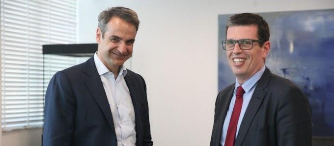 Ο Δημήτρης Καιρίδης αναλαμβάνει την προεδρία της «Ομάδας» για την αλλαγή του πληθυσμού στην Ελλάδα