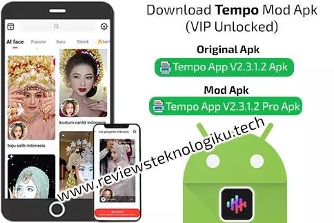 download apk ai composite video pengantin viral mod pro