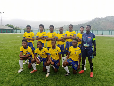 GFA: Valued Ladies Seek Maximum Support To Qualify To The Women's Premiere League