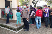 1000 Dosis Vaksin Diberikan kepada Warga Jelang Pilkades Serentak di Kecamatan Kopo