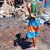 Ini Jumlah Kerugian Bawang Merah Yang Terbakar di Desa Naru Barat Kecamatan Sape