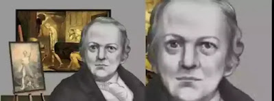 Blake's originality kept him apart from the general public and from official recognition. Only a small section of aestheticians fell his ingenuity and greatness. Blake had less of alien influence: instead, most of his contributions depend on his own intuitive visions of spiritual presence. The very core of Blake's philosophy is derived from these visions of his own mind. As James Thomson puts it Blake was always poor in worldly wealth, always rich in spiritual wealth. Blake was chiefly and emphatically a seer. Like Swedenborg, he always relates things heard and seen, more purely a mystic than Swedenborg, he does not condescend to dialectics and scholastic divinity.