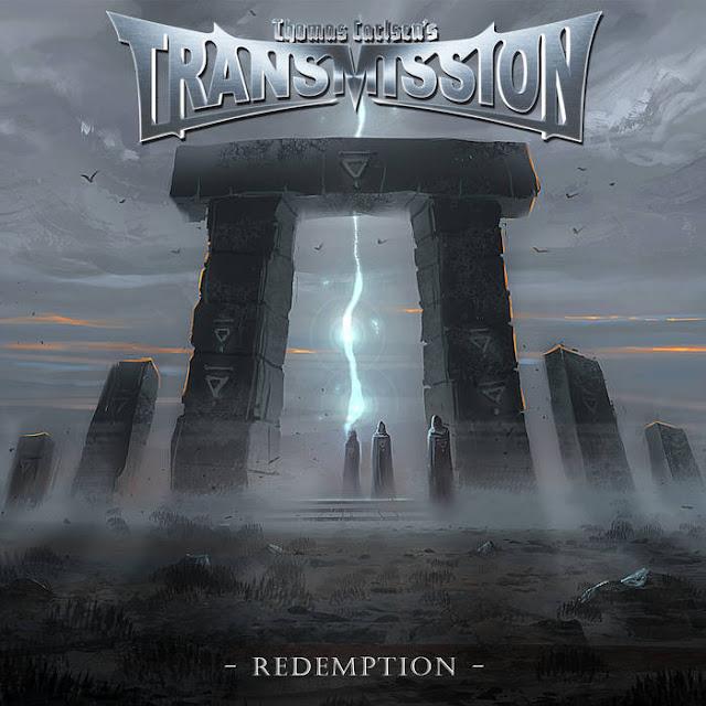 """Ο δίσκος των Transmission  """"Redemption"""""""