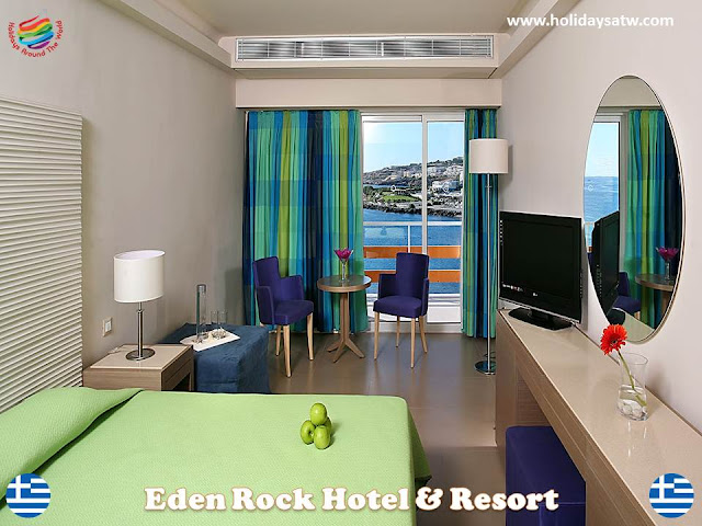 The best Recommended hotels in Rhodes, Greece