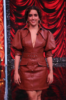 """Zee Tv """"Chitrashi Rawat and I auditioned together for Dangal,"""" reveals Sanya Malhotra on Zee Comedy Show said this big thing about chhichhore fame director Nitesh Tiwari entertainment news on media kesari"""