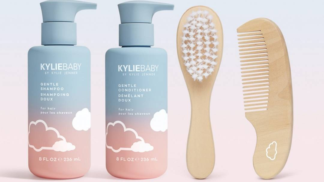 Kylie Jenner launches KYLIE BABY