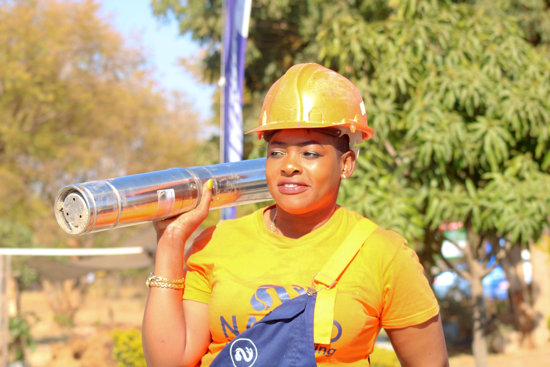 Solar Powered Water Systems In Zimbabwe