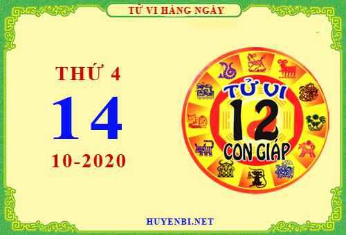 Tử vi ngày mới 14/10/2021 của 12 cung hoàng đạo: Túi tiền Xử Nữ rủng rỉnh