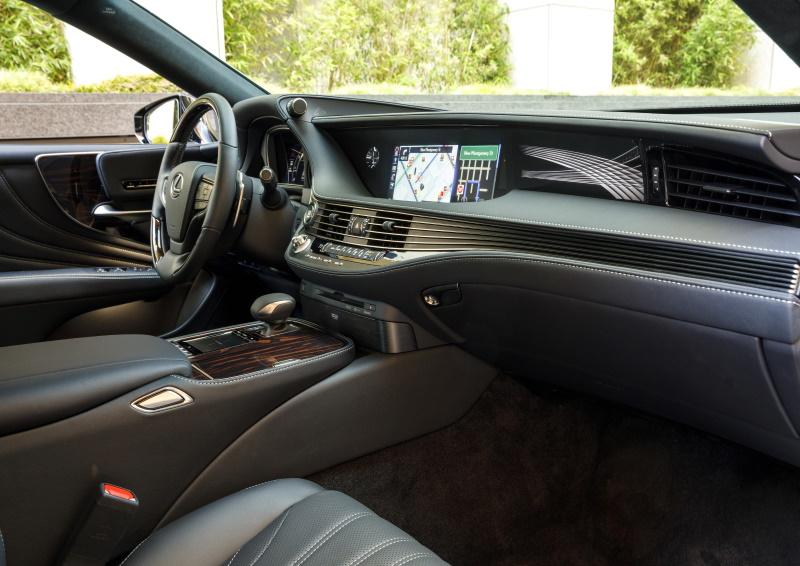 Anthony's Analysis: 2021 Lexus LS500 AWD