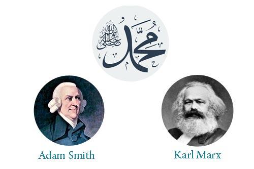 Perbandingan 3 Bapak Ekonomi Dunia