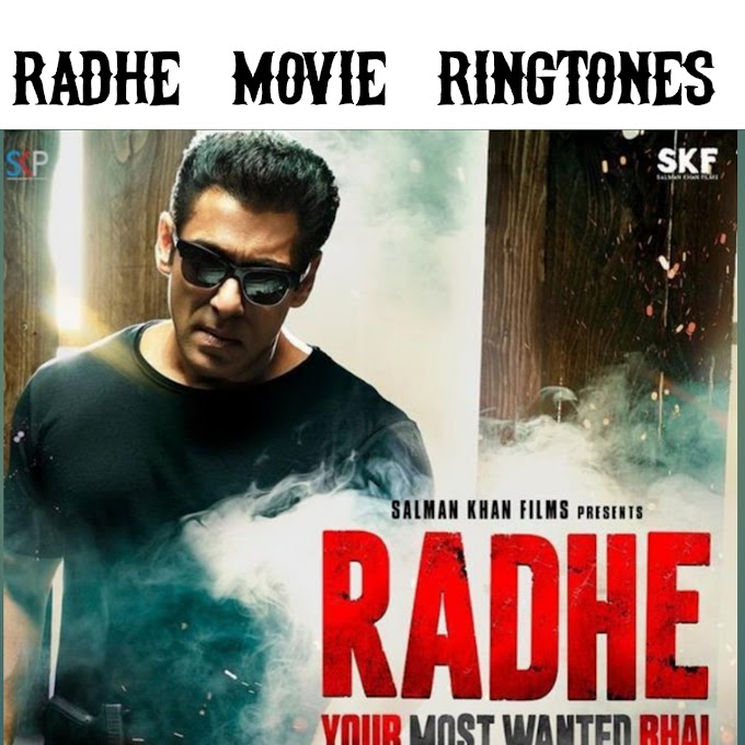 Radhe Movie Ringtone Download