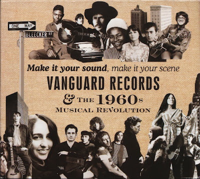 Various Artists - Make It Your Sound. Vanguard Records & The 60's Musical Revolution