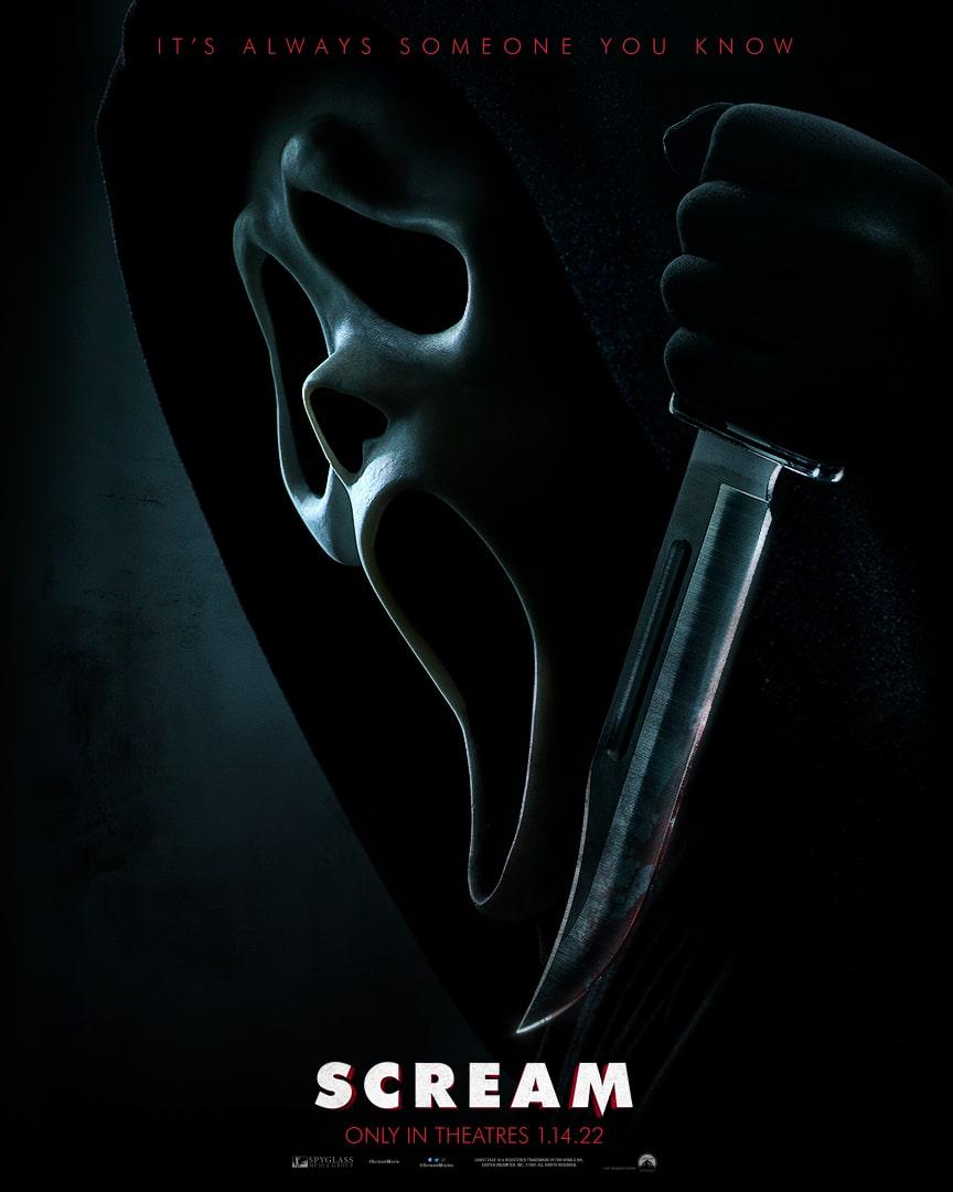 Paramount показала трейлер фильма ужасов «Крик 5» - Постер 2