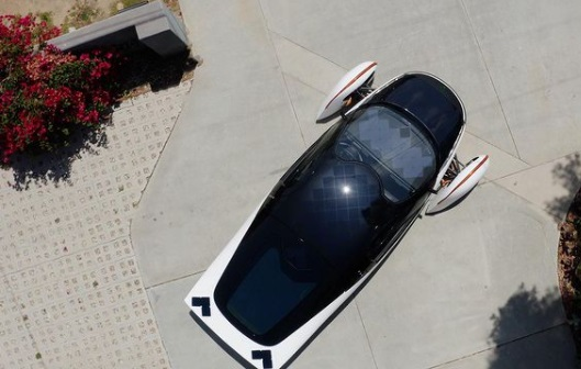 Aptera Car Upside