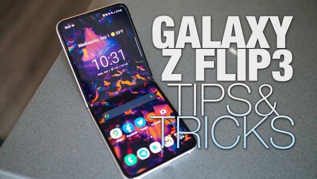 معرفة, المزيد, حول, الهاتف, جالكسي, Samsung ,Galaxy ,Flip 3