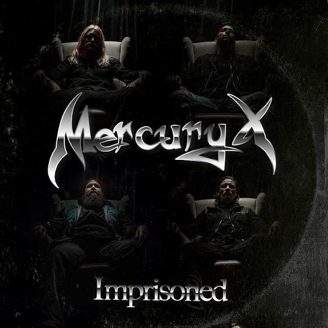 """Ο δίσκος των Mercury X """"Imprisoned"""""""