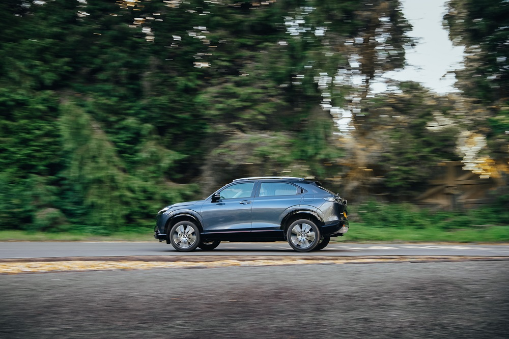 All-new Honda HR-V: Engineered for the joy of driving