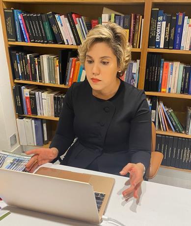 Hija del ministro Chu Vázquez es nombrada en Procompetencia