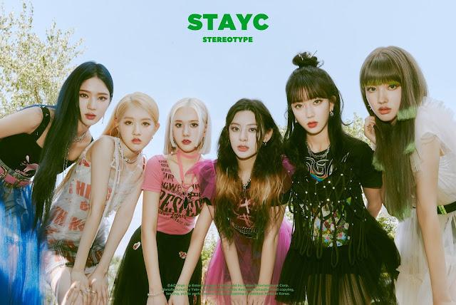 STEREOTYPE, el comeback de STAYC 스테이씨