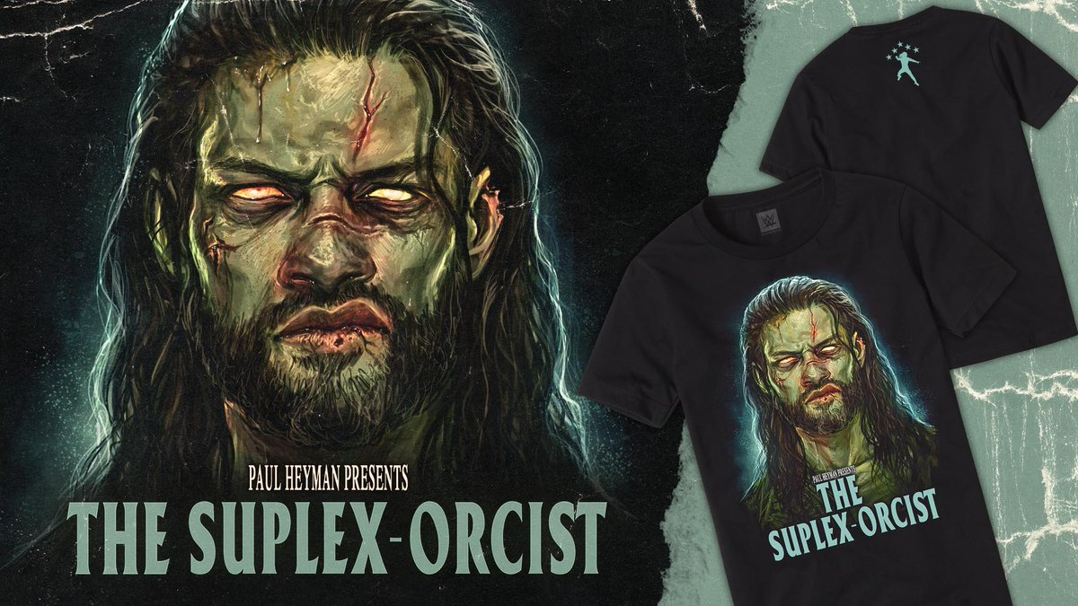 """WWE Files For """"The Suplexorcist"""" As New Roman Reigns Nickname"""