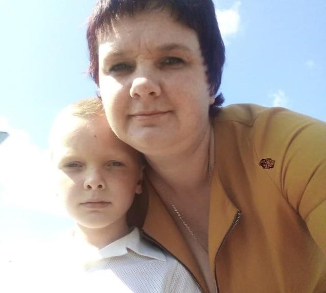 Анастасию Баулину, которая заживо сожгла своего 8-летнего сына, приговорили к 15 г