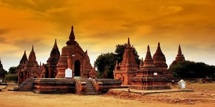 Temples of Bagan - Myanmar