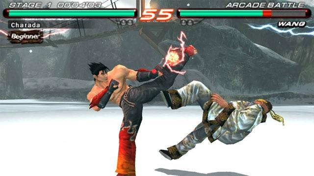 لعبة Tekken 6 Apk android