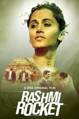 Rashmi Rocket (2021) Hindi 720p HDRip x265 HEVC 650Mb