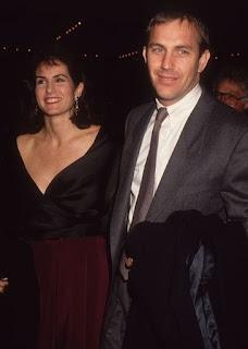 Cayden Wyatt Costner's dad with his ex-wife Cindy Costner
