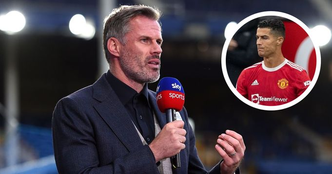 Cristiano Ronaldo has made Man United worse not better: Jamie Carragher