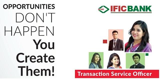 Job Circular: Management Trainee Officer at IFIC Bank Ltd.